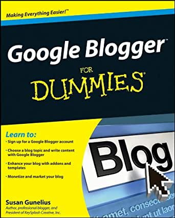 BLOGGING DUMMIES FOR