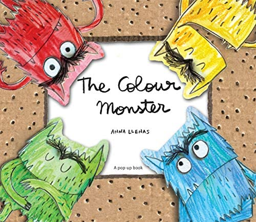 Colour Monster Anna Llenas 0783324809602 Amazon Com Books