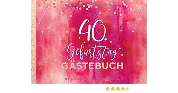 Geburtstagswunsche Zum 40 Frau Lll Gedichte Zum 40 Geburtstag