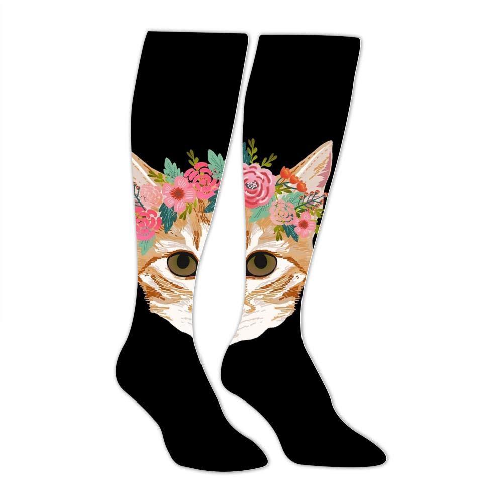 Ladies fun clown toe socks Socks one Size