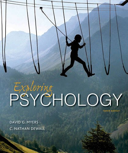 Exploring Psychology (1 Module Port)