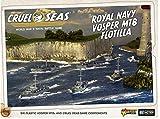 Cruel Seas Royal Navy Vosper MTB Flotilla, World War II Naval Battle Game … …