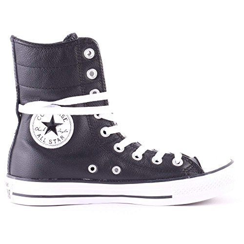 rise Canvas White Trainers Xhi Converse Black Ct Womens Hi Eu 39 81WF8qE4a