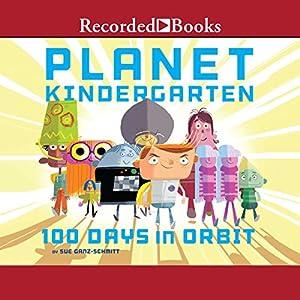 Planet Kindergarten Audiobook