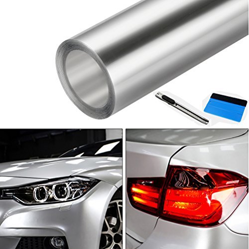 Clear Bra Paint Protection Bulk Vinyl Wrap Film 12
