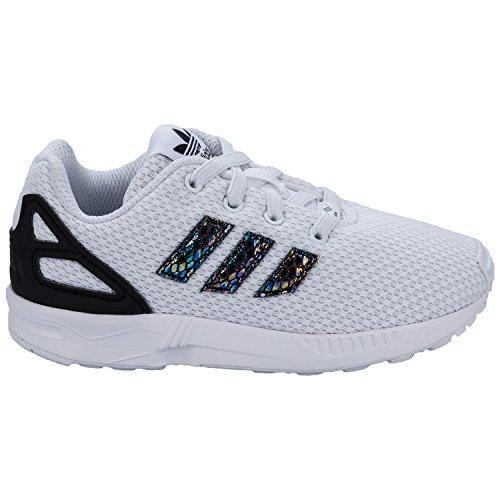 adidas Originals - Zapatillas de Tela Para Niña Blanco Blanco
