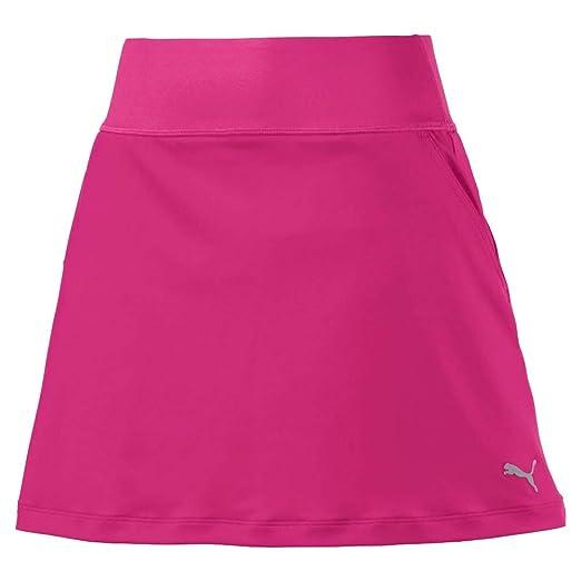 87f65d022 Amazon.com: Puma Golf Women's 2019 Pwrshape Solid Knit Skirt: Clothing