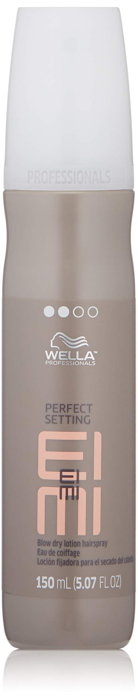Wella EIMI Perfect Setting Blow Dry Lotion Hairspray 150ml/5.07oz by Wella