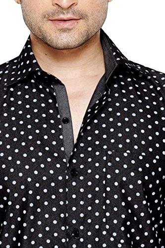 FRANCO ROMANO DE31 Herren Regular Fit Freizeithemd
