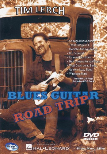 Blues Guitar Road Trip