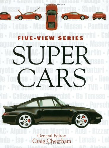 Download Supercars: The World's Most Exotic Sports Cars (Five-view) PDF