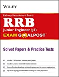Wiley's Railway Recruitment Board (RRB) Junior Engineer (JE) Exam Goalpost Solved Papers and Practice Tests