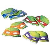 Teenage Mutant Ninja Turtles Party Hats/ Masks (8 Count)
