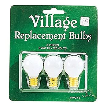 Amazon.com: Department 56 Accessories for Villages Replacement Round ...