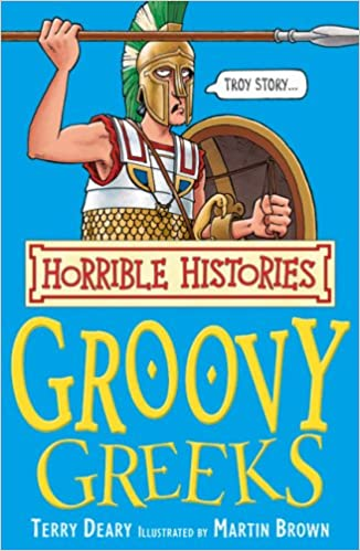 Image result for groovy greeks