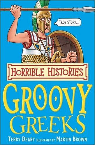 Image result for groovy greeks