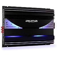 Auna AMP-CH06 Urban Edition - Amplificador para Coche