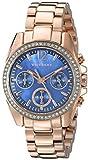 Wittnauer para mujer wn404116mm oro rosa de acero inoxidable reloj de pulsera