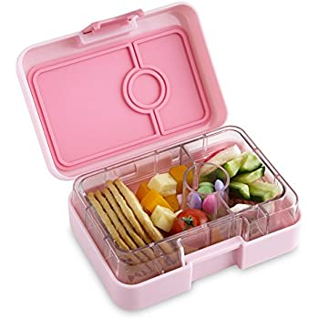 YUMBOX MiniSnack Leakproof Snack Box (Coco Pink)