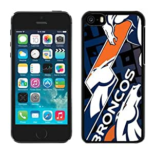 Custom Gift Special Iphone 5c Case NFL Denver Broncos 15 Team Logo Sports Cellphone Protector