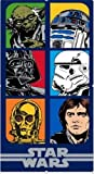 Lucas Film STAR WARS Collage 100-Percent Cotton Beach Towel