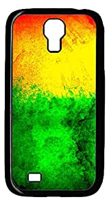 Samsung Galaxy S4 I9500 Cases & Covers - Rastarized Custom PC Soft Case Cover Protector for Samsung Galaxy S4 I9500 - Black