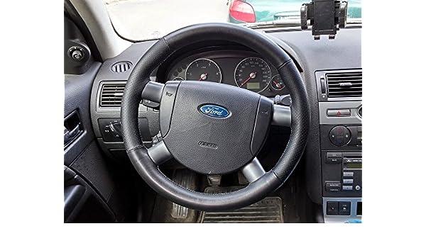RedlineGoods Ford Mondeo Mk3 2000-07 cubierta del volante: Amazon.es: Coche y moto