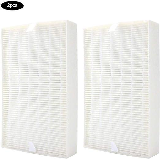 AUNMAS Accesorios de Repuesto de algodón con Filtro purificador de Aire de 2 Piezas Aptos para Honeywell HRF-R1 HPA100/200/090: Amazon.es: Hogar