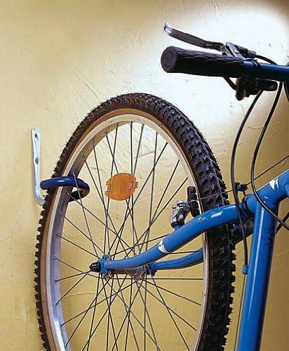 Mottez Gancho Bicicleta Forrado Ref. B012G, Unisex, Negro, 1 Bike: Amazon.es: Deportes y aire libre