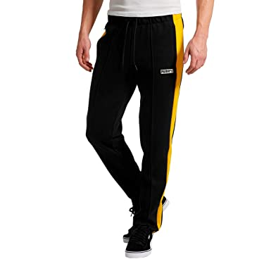 puma track pants gialle