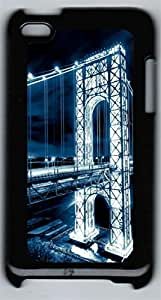 iPod 4Case Light Bridge PC Custom iPod 4Case Cover Black