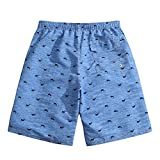 SULANG Men's Lightweight Quick Dry Blue Whale