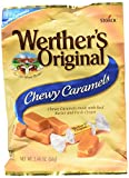 Werther's Original Chewy Caramel Candy 2.40 oz (6 Pack)