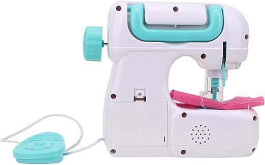 Wj Mini pequeño máquina de Coser del hogar de Escritorio Máquina ...