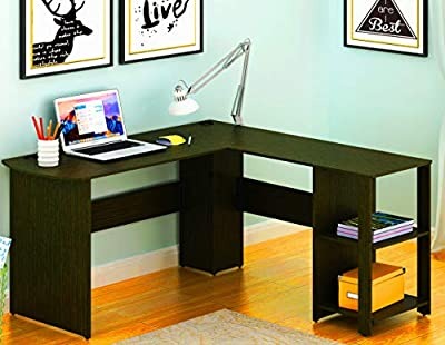 L-Shaped Home Office Corner Desk from SHW