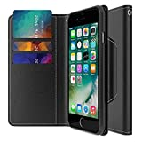 Best Wallet Styles - iPhone 7 Wallet Case, Maxboost [Folio Style] Premium Review