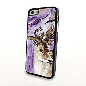 Generic Creative Dream Catcher Carrying Case for PC Phone Cases fit for iPhone 5/5S Cases Plastic Cover Protector Hard Matte Shell