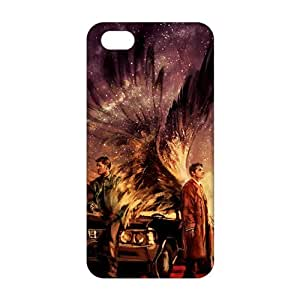 Cool-benz Magical eagle and man 3D Phone Case for iPhone 5s
