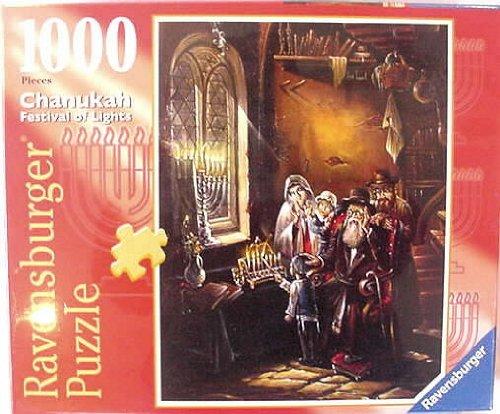 - Chanukah Festival of Lights Ravensburger Jigsaw Puzzle