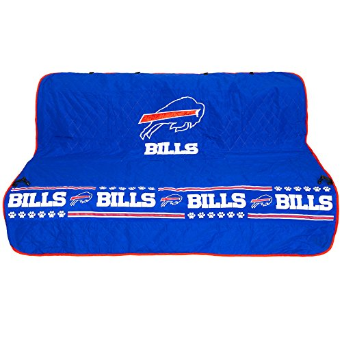 NFL-CAR-SEAT-COVER-Pet-Car-Seat-Cover-Dog-Seat-Cover-Waterproof-Bench-Seat-Cover-Football-Car-Seat-AVAILABLE-IN-32-NFL-TEAMS-Premium-Pet-Seat-Cover-Buffalo-Bills