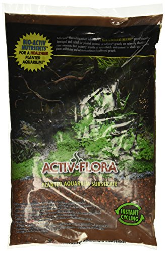 Activ-Flora Floracor for Aquarium, 16-Pound, Red (Substrate Tank Planted)