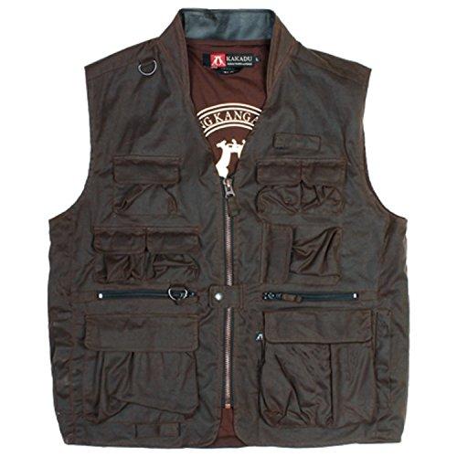 Unisex Leather Vest - 9