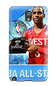 Waterdrop Snap-on Chris Paul Case For Galaxy Note 3
