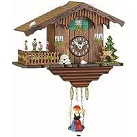 Trenkle Kuckulino Reloj en Miniatura de la Selva
