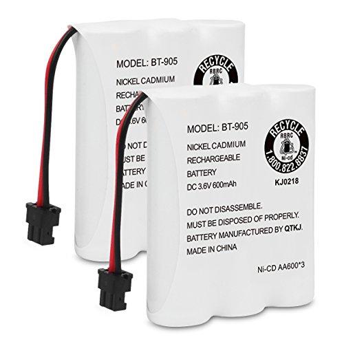 QTKJ BT-905 BT-800 BBTY0663001 Battery for Uniden BT905 for sale  Delivered anywhere in USA