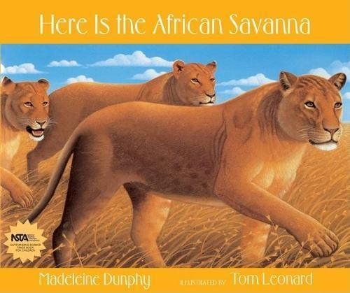 Here Is the African Savanna (Web of Life)