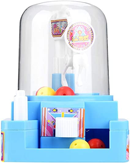 Candy Grabber Tirelire Bonbon Machine à Grue Griffe Machine Distributeur De Pour Des Bonbons Jouets éducatifs Pour Enfants Amusant Cadeaux Créatifs Blue Amazon Fr Bébés Puériculture