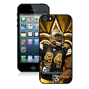 NFL New Orleans Saints iPhone 5 5S Case 043 NFLIPHONE5SCASE802 by kobestar