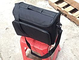 Proyector Proyector De Lona impermeable bolsa de transporte ...