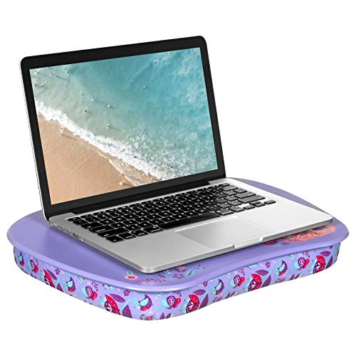 LapGear MyStyle Lap Desk - Be Kind - Fits up to 15.6 Inch Laptops - Style No. 45313